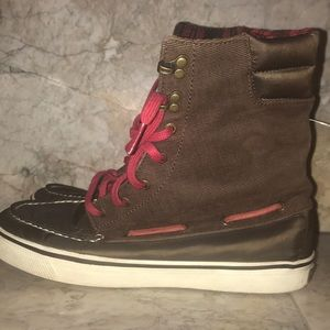 Sperrys boots